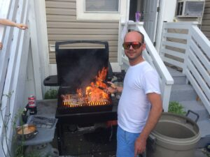 Rich Grilling